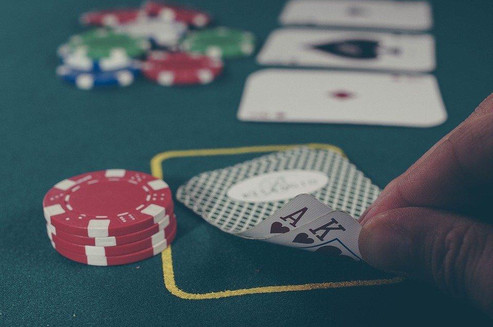アミューズメントカジノ許可