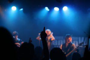 ライブハウスの営業許可